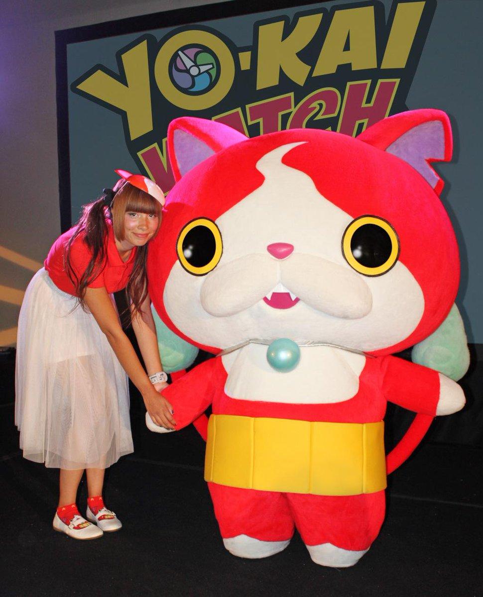 Yo-Kai Watch US Debut! https://t.co/QGj3EJE7hU http://t.co/qaJ69WCDX1