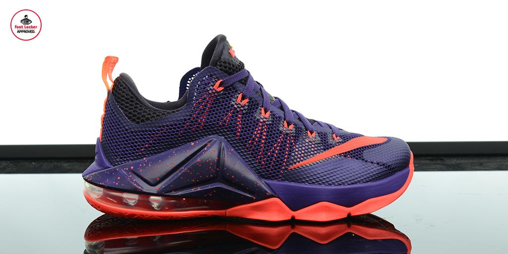ce53a801c24d the nike lebron 12 low court purple drops online tomorrow at 10am edt link