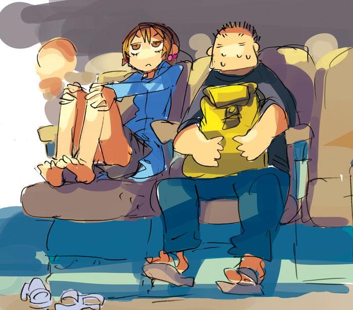 うちが立川ドマックス行った時は、気合入れて中央のいい席取ったら隣のお姉さんが着座するなり靴脱いで体育座りを始めてしかも上映中微動だにしなくて これが・・・東京・・・東京人の・・・気合い・・・ ってちょっとなった http://t.co/f0lcb60Qsu