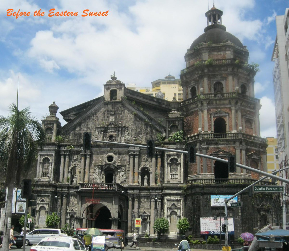 philippinechurches hashtag on Twitter