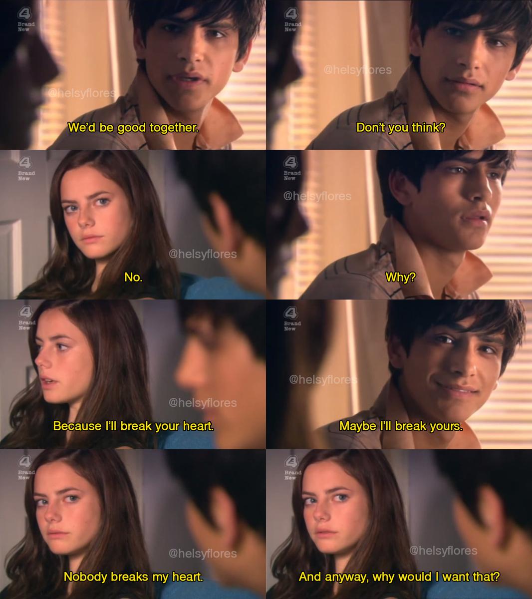 """""""Nobody breaks my heart."""" #2YearsWithoutSkins http://t.co/zLHeCdx7nZ"""