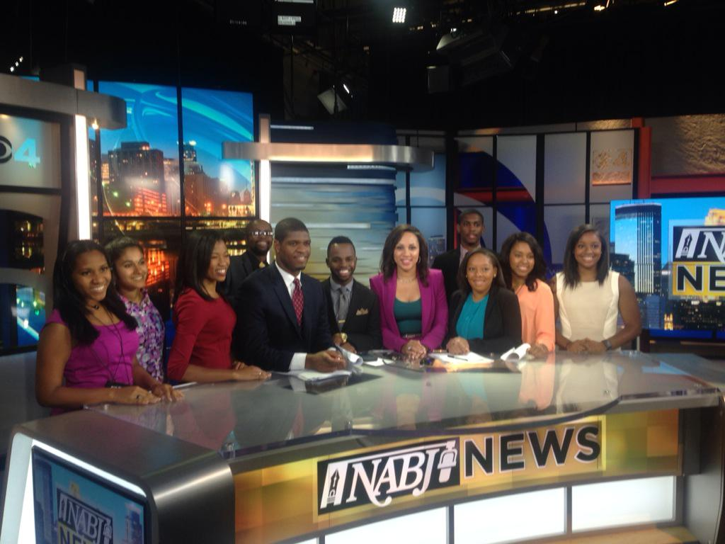 Great show #1 @NABJSTUDENTS @NABJ #NABJTV #NABJSP15 #NABJ40! Thanks to @WCCO staff!! http://t.co/X7HWOji2zu