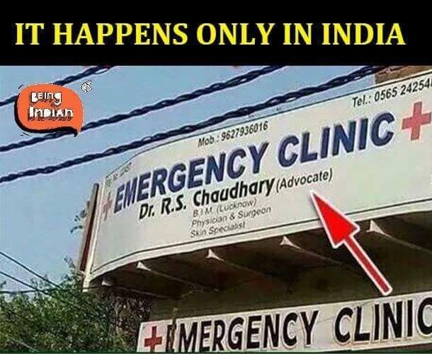 This Happens Only In India Anirudh Sethi Report