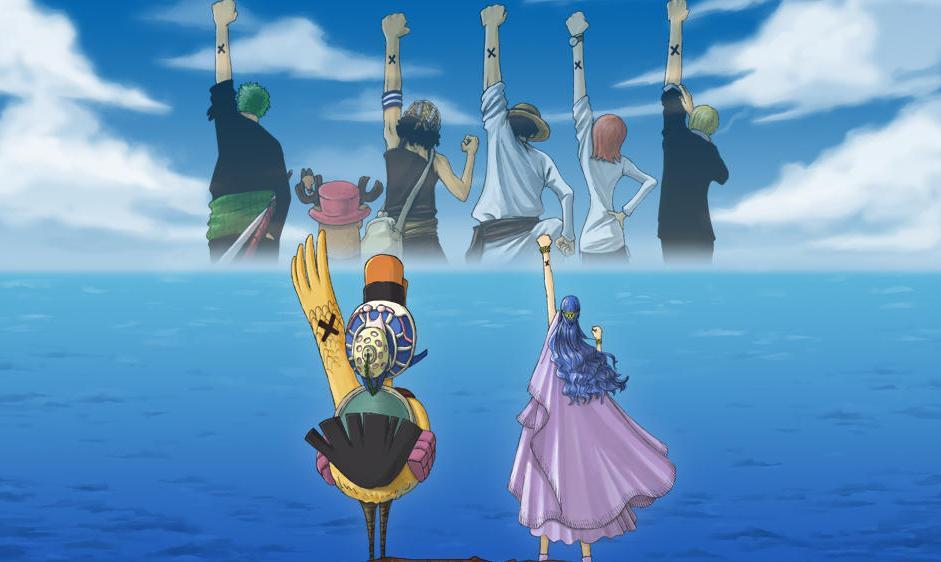 One Piece Filme 8 – Episódio Alabasta: A Princesa do Deserto