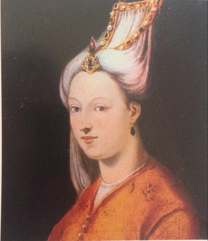 временем исторический портрет хюррем султан фото могли полностью