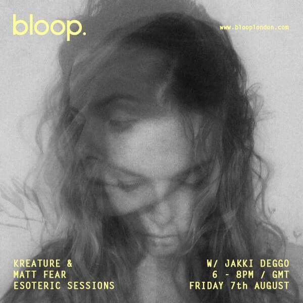 Tomorrow night catch me on @blooplondon doing a guest mix for  @MattFear1 & @iam_kreature 6-8pm #esotericsessions http://t.co/Ol4NFphaPX