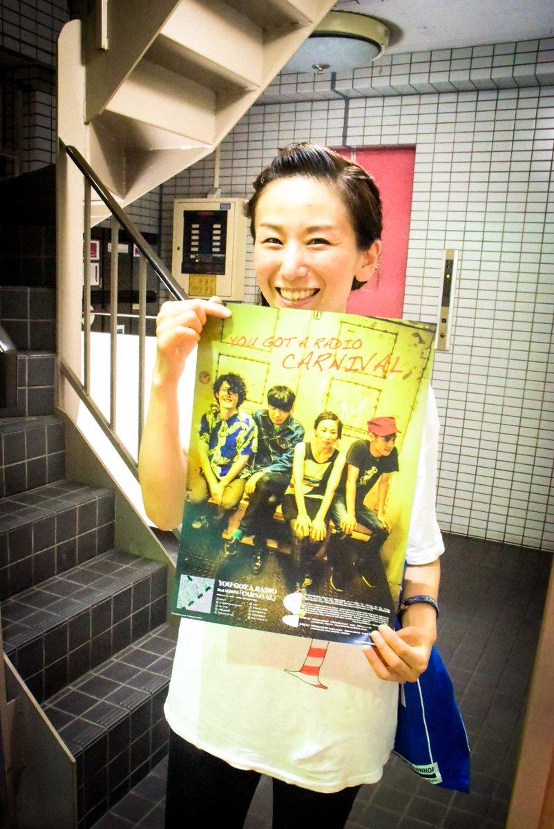 a95cd5e6b1a8d RT  ayummymoon  先週末そのポスターを持ってきてくれたガッタレのyukaちゃん  今頃みんなフライト中?  http   t.co A7ODfzljhr