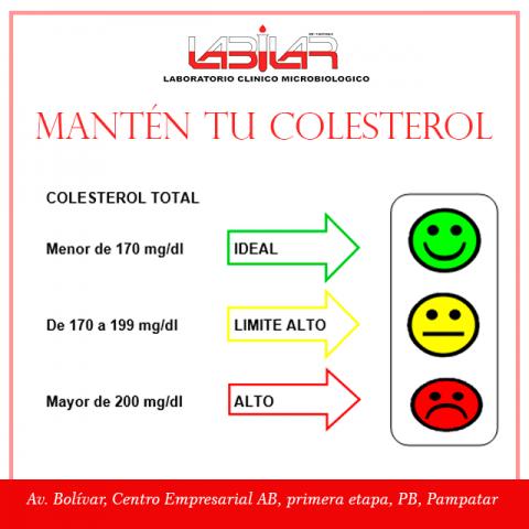 señales de colesterol alto