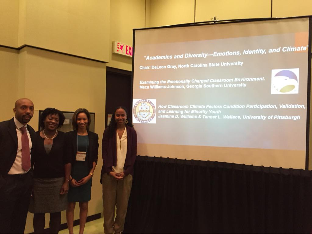 @APADivision15 academics in diversity session. http://t.co/GzLxT6jMWF