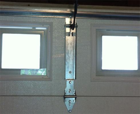 Garage Door Reinforcement Strut Flexiforce 68sc