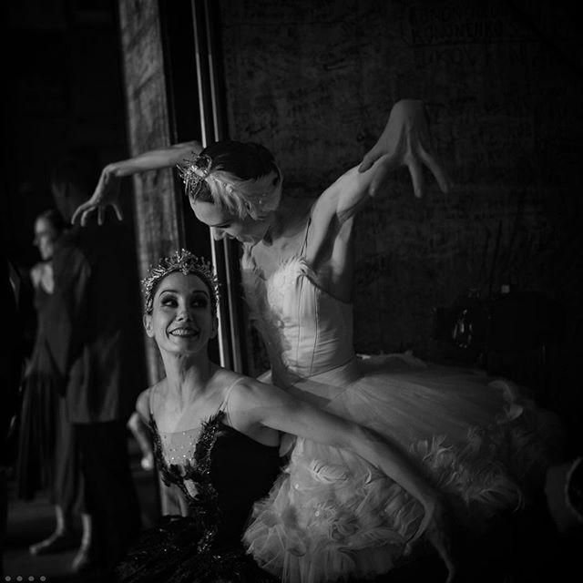 Photo: Day 08 at the World Ballet Festival in Tokyo: Done with Program A. Black and White … http://t.co/cXLhUkc6xz http://t.co/t3SZ5xxRMg