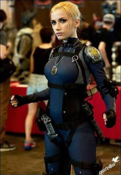 Cassie Cage Quotes Cassie Cage Cosplay at