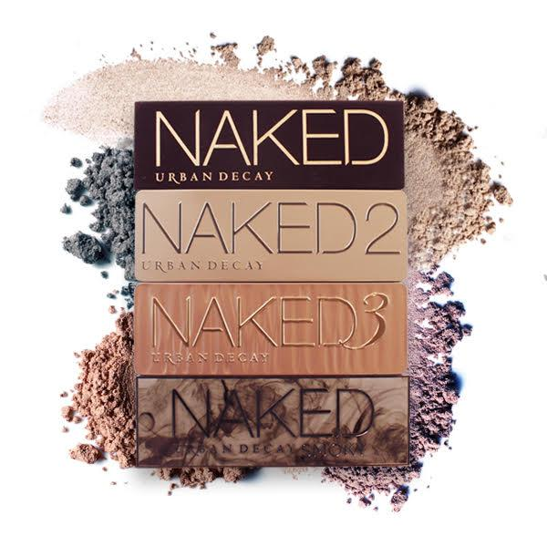 To celebrate #UrbanDecay's #NakedSmoky, we're giving away all 4 #NakedPalettes to 3 fans! Just FOLLOW & RT to enter. http://t.co/J5vl81GQ6c