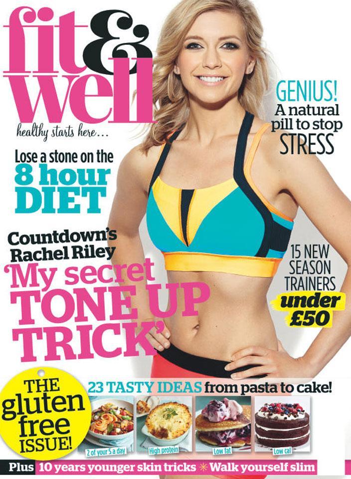 Rachel Riley- Fit & Well Magazine