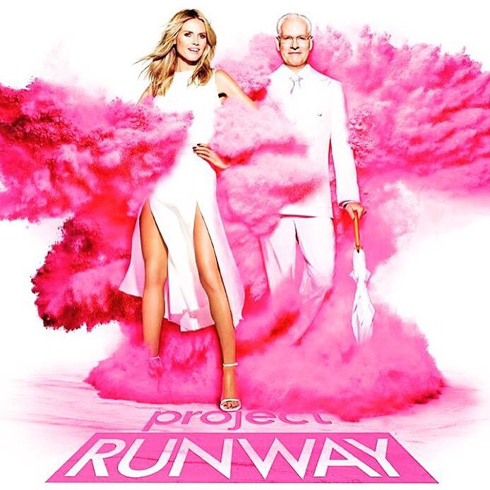 Tonight!  @ProjectRunway Season 14(!) begins!  #MakeItWork http://t.co/9vPtEC52WF