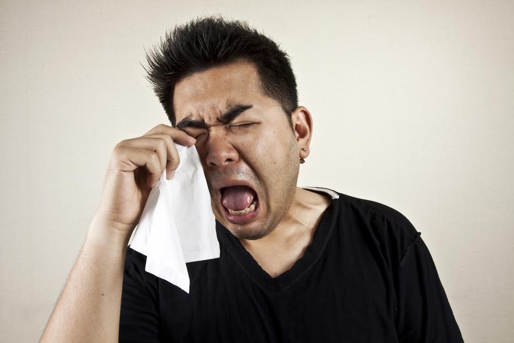 Картинки плачущего человека