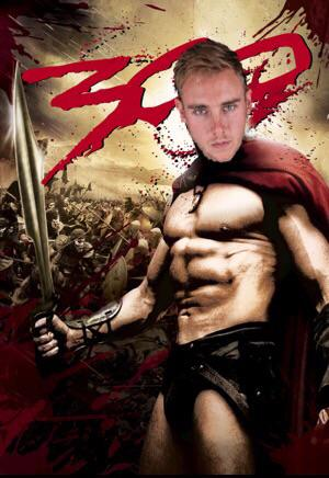 Well done @StuartBroad8 what a bowling performance that was #300 #Spartaaaa http://t.co/yu99hnooe5