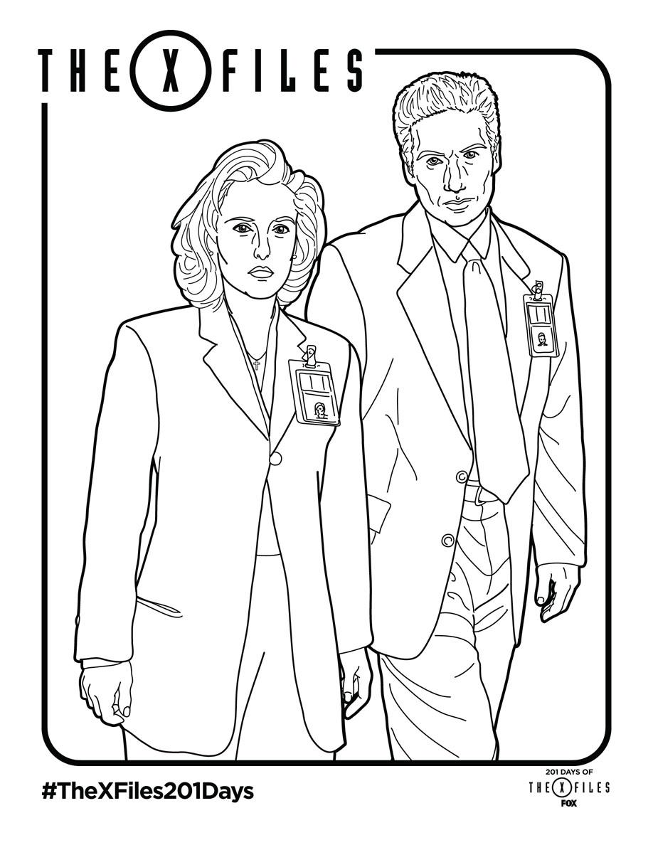 Kara Nelson On Twitter Thexfiles Please Make And Sell An X Files Coloring Book You Could It Activity Do Puzzles Too