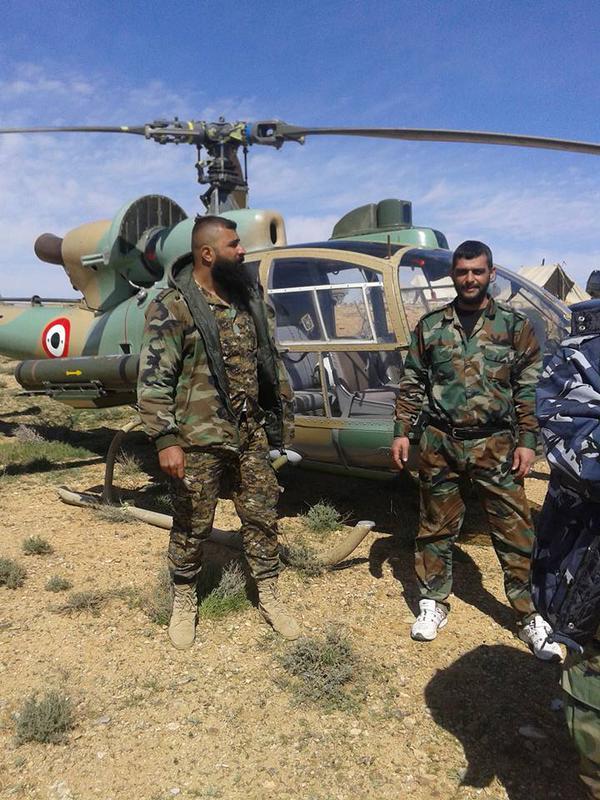 القوات الجويه السوريه .....دورها في الحرب القائمه  CLvwAMyXAAENF6h