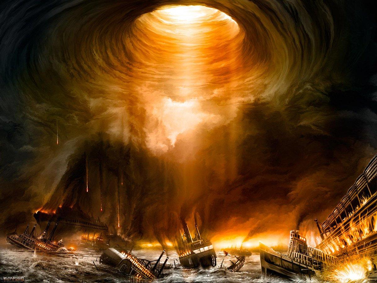 Catastrofi naturali? Andiamo verso l'Apocalisse?