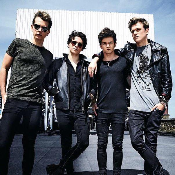 .@TheVampsband are doing a Twitter Q&A tomorrow at 12pm before their show on Saturday. Ask with #TheVampsLA. http://t.co/bFzJW7K720
