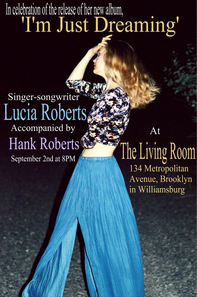 The Living Room And Hank Roberts