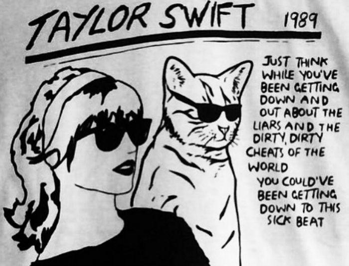 Ryan Adams is covering @taylorswift13's ENTIRE '1989' album, and we're psyched. http://t.co/7ZEkAOlMOc http://t.co/vPJ5zzGHsg
