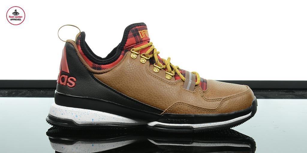 pretty nice 23297 d39f6 the adidas d lillard 1 forestry drops online tomorrow at 10am edt link  damelillard