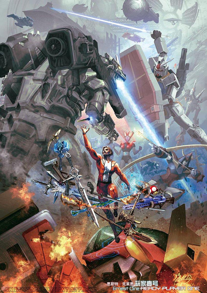 ガンダムやウルトラマン、エヴァンゲリオンなど日本の人気コンテンツも多数登場するベストセラー小説「ゲーム・ウォーズ」実写版の全米公開日が2017年12月15日に決定。スピルバーグが監督し、再来年の年末年始興行で主役の座を狙う。