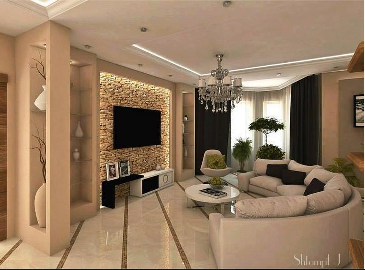 Stunning Contemporary House Interior Design