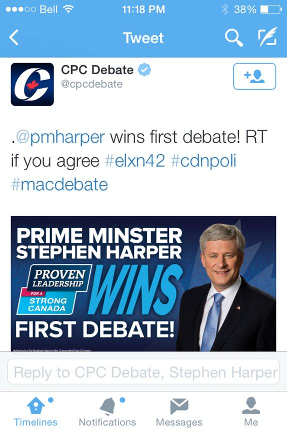 Aw. This just got deleted. Maybe stay tuned for the spell-checked version? #macdebate http://t.co/wV7fyFeIWG