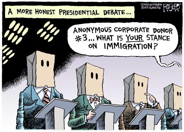 Rob Rogers On Twitter Quot Honest Debate Cartoon Http T Co