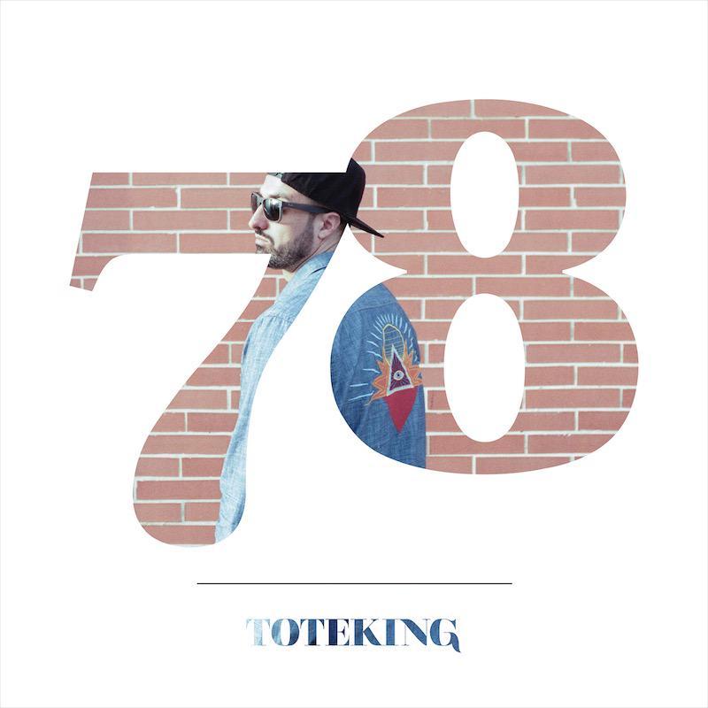 """""""78"""" es el nuevo disco de Tote, que verá la luz el 25 de Septiembre. Pre-order en iTunes:  https://t.co/8s7U2bGf4Y http://t.co/f4c4i4tTlr"""