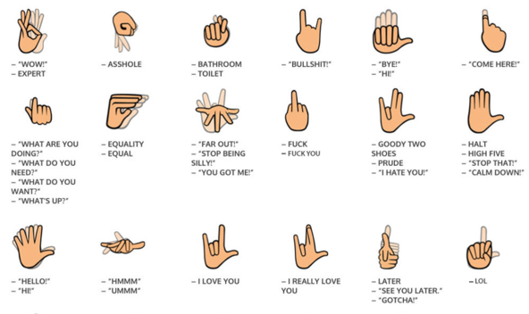 Sign Language I Miss You | www.pixshark.com - Images ...
