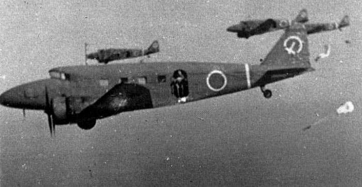 """大日本帝國陸軍 航空機bot в Twitter: """"九七式輸送機 日本陸軍の輸送機 ..."""
