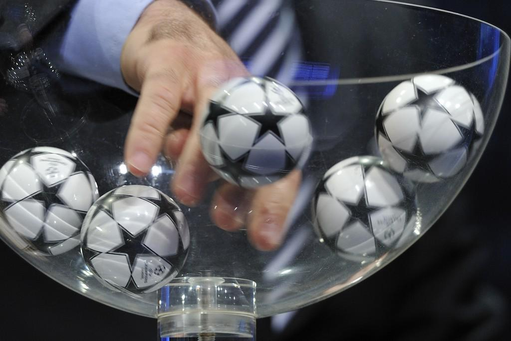 Champions League: sorteggi gironi di Juventus e Roma in streaming e diretta tv su Italia 1