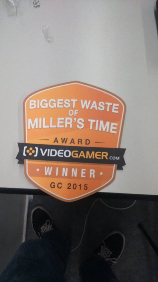 We are WINNERS! Thanks @SimonMiller316 & @VideoGamerCom x http://t.co/vbMAcYySiL
