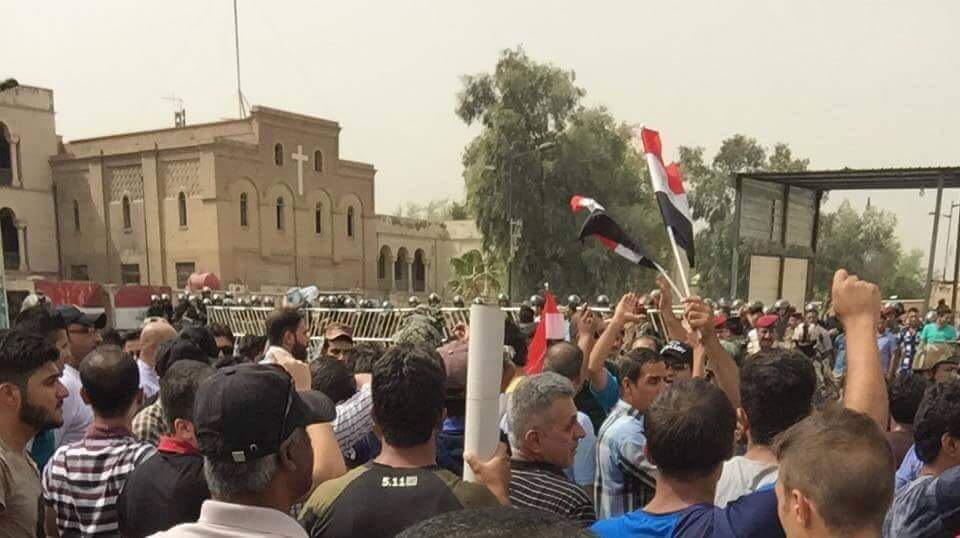 مجلس الوزراء العراقي يوافق على الإصلاحات المقدمة من العبادي  CLzzgDIWUAAfebx