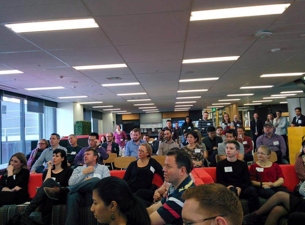 Crowdshot #pcampmelb http://t.co/5Gcj0Qqtqh