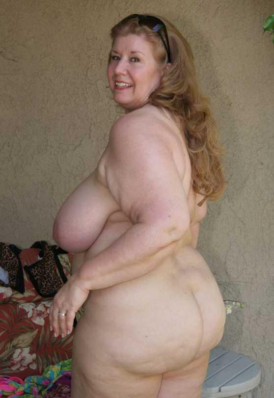 Tight big fat bbw granny