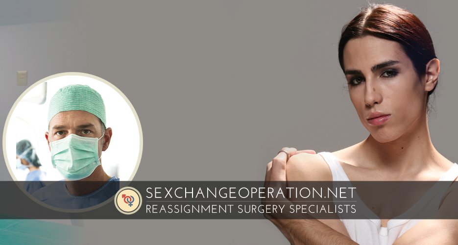 change sexuality surgery female to male