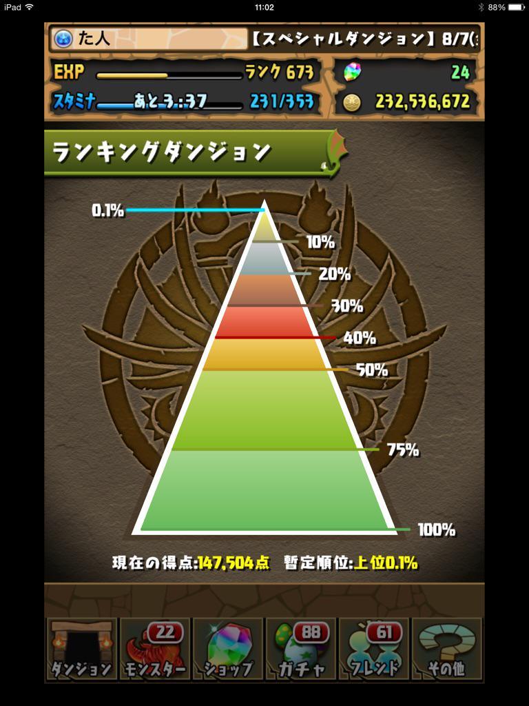 0.1%行きましたわ。 http://t.co/7ukD6p5KXn