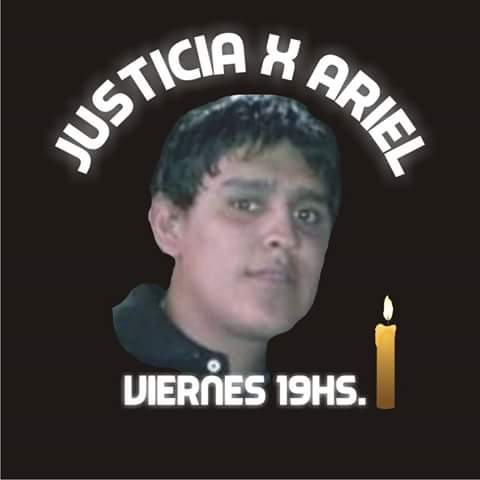 DALE RT Toda la Juventud Radical del País este Viernes 19hs con velas y en forma pacífica p pedir #JusticiaParaAriel http://t.co/exT8FUDUGw