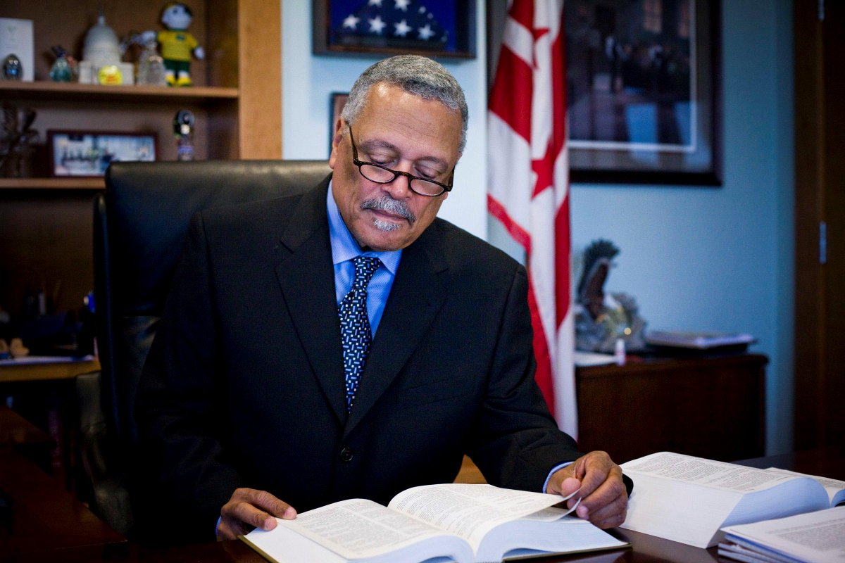 U.S. District Judge Emmet G. Sullivan appointed by Bill Clinton
