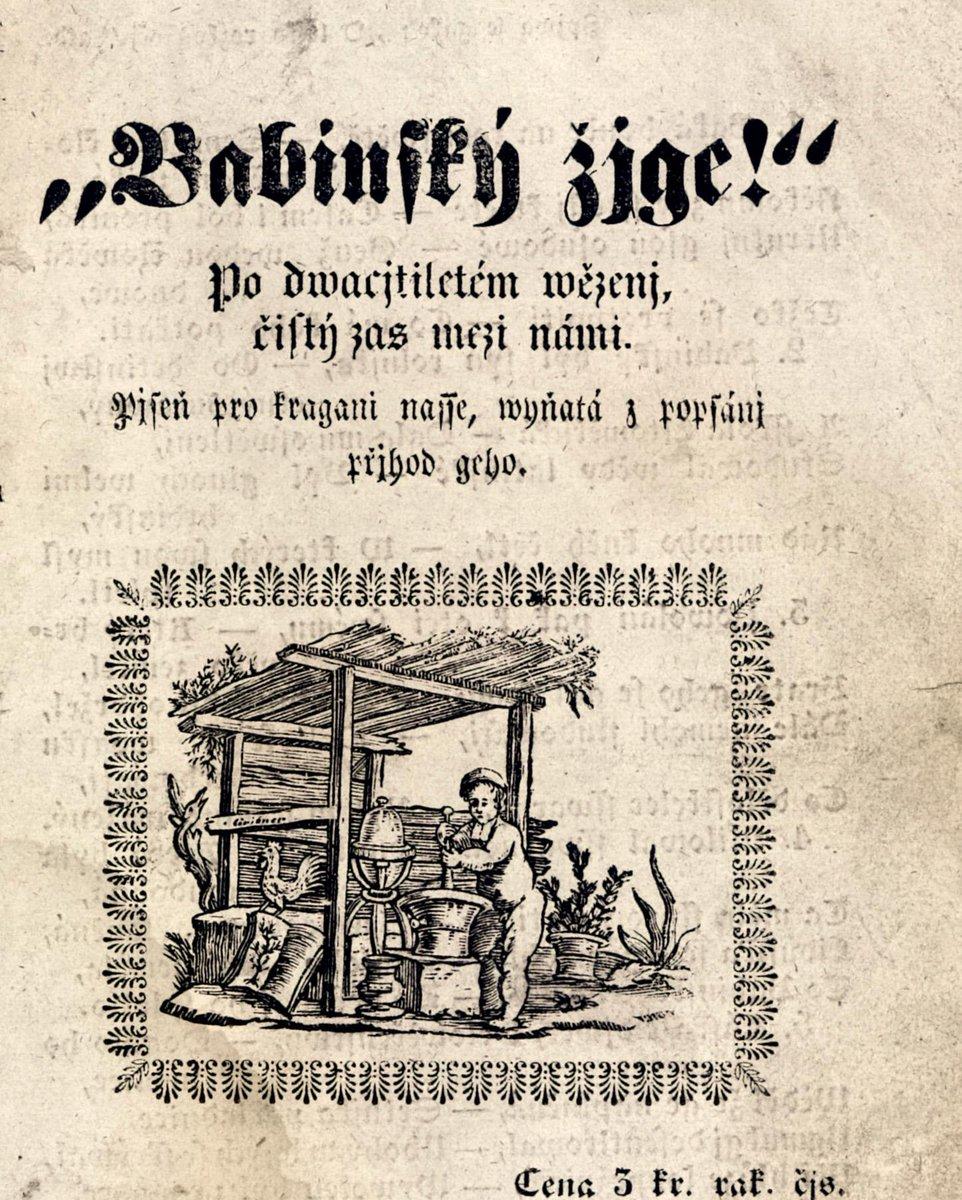 Znalezione obrazy dla zapytania Kramářská píseň