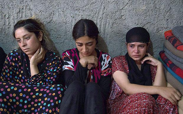 ISIS harvests organs of Yazidi sex slaves like Planned Parenthood