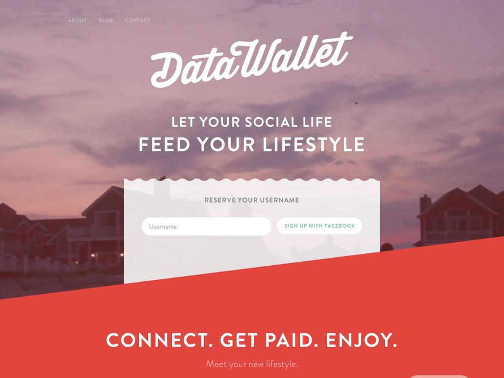 DataWallet: Make money by selling your online data completely anonymously http://t.co/1UIH0SW0aN http://t.co/jjYtG0pcQE