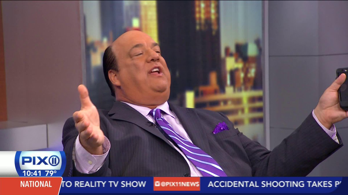 Miss seeing #WWE @HeymanHustle with @scottstanford1 on #SportsDesk last night? See the intv: http://t.co/VitoO9H9fV