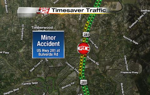 Accident On Highway 281 Today