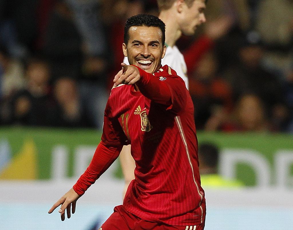 Officiel : Chelsea annonce l'arrivée de Pedro ! #transfert